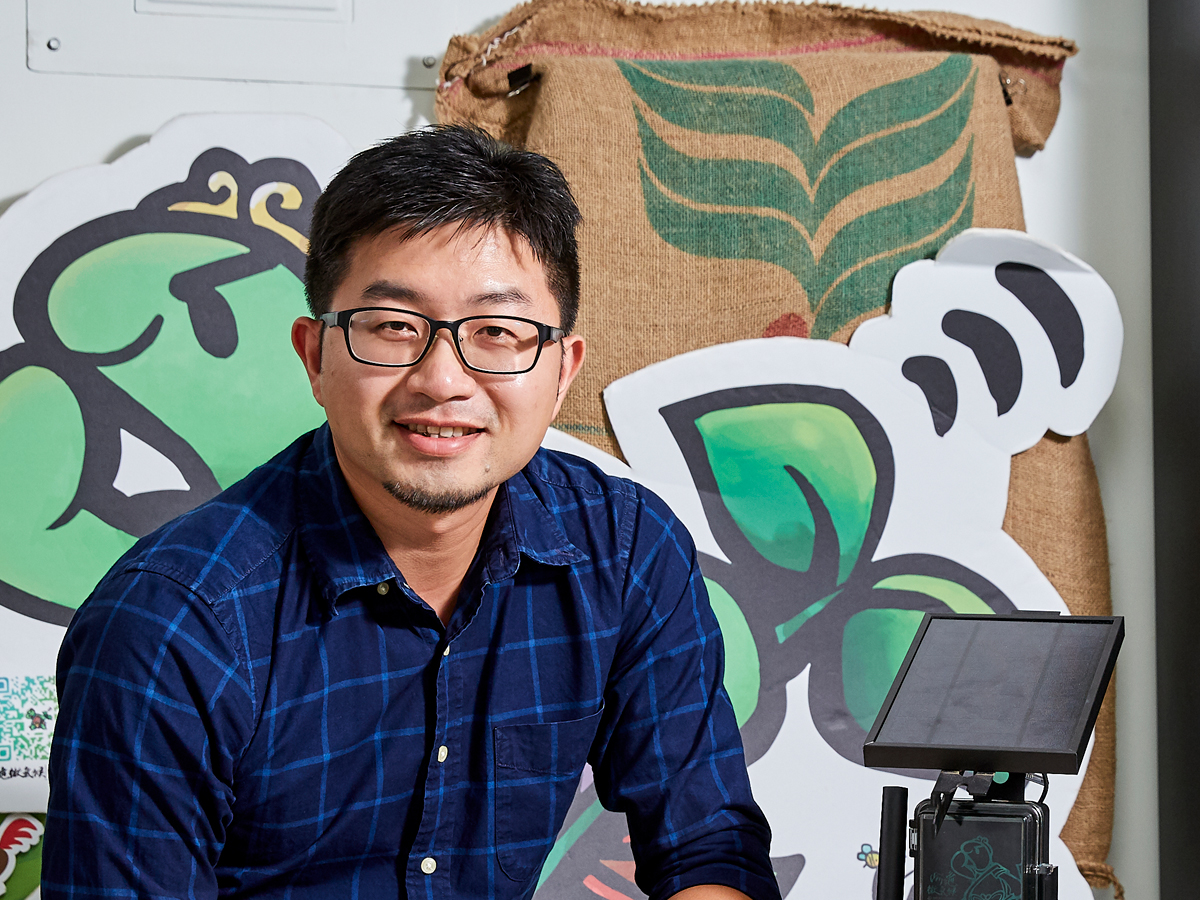 用科技掌握天公伯的心情 阿龜串聯農業專家開啟農業科技新革命圖片